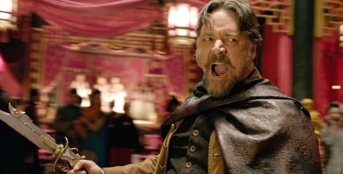 Russell Crowe 12 Great Actors Who Seem Like They Might Be Terrible People