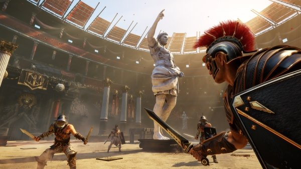 Sex Scenes In Ryse: Son Of Rome Have Not Been Cut