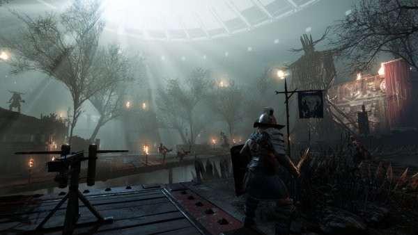 Ryse: Son Of Rome Co-Operative Multiplayer Mode Revealed At Gamescom