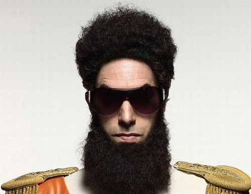 First Trailer For Sacha Baron Cohen's The Dictator