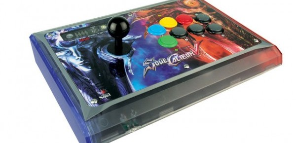 Soul Calibur V Fighting Its Way Onto A Mad Catz Stick