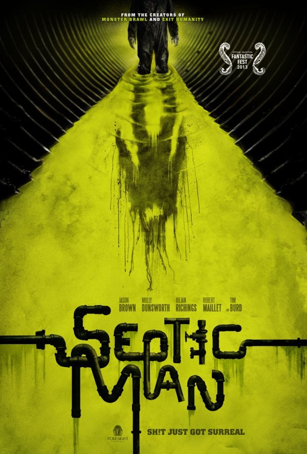 Septic Man Review