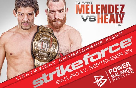 Gilbert Melendez Injured, September 29th Strikeforce Event Cancelled