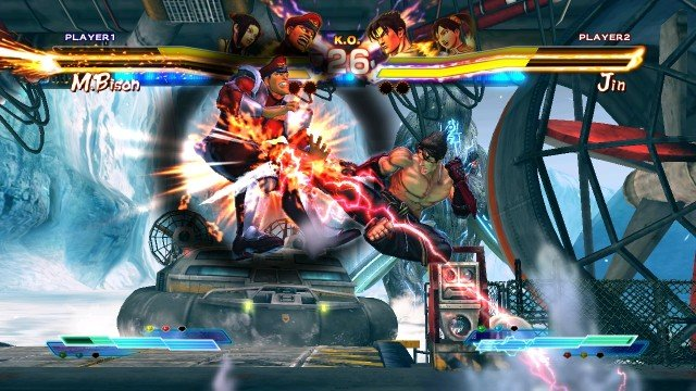 Street Fighter X Tekken Roster Finalized, PC Version Dated