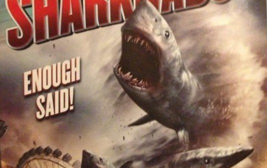 Brace Yourself For Sharknado 2: The Second One