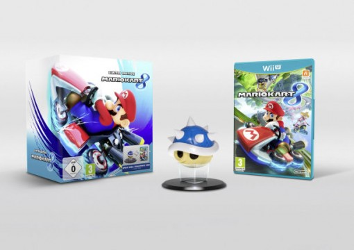 Nintendo Reveals Mario Kart 8 Limited Edition, Pre-Orders Include Awesome Key Chains