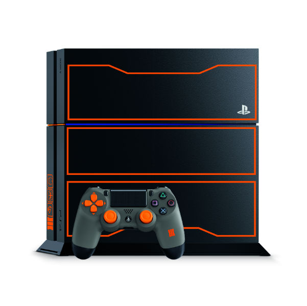 Call Of Duty: Black Ops 3 Limited Edition PlayStation 4 Console Set To Launch In November