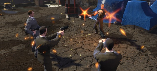 Marvel Heroes Set To Battle The F2P World In June