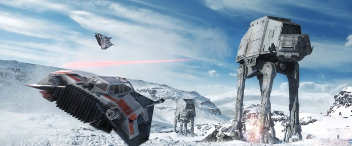 Star Wars Battlefront Will Not Include Classes Or Squads