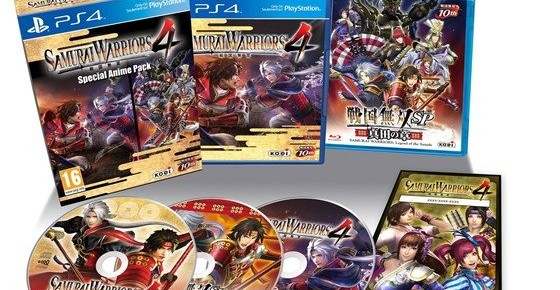 Samurai Warriors 4 Unsheathes Tenth Anniversary Edition Exclusively For PS4 In October