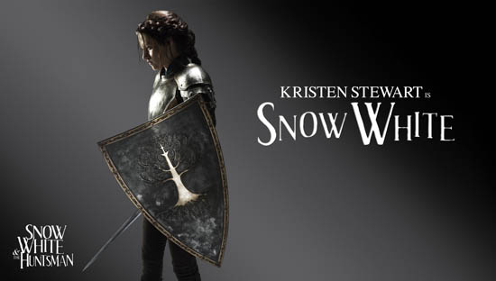 First Look At Snow White And The Huntsman Cast
