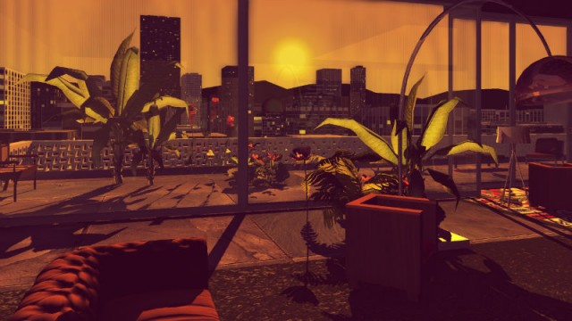 Groovy First Screenshots For Sunset Surface Online