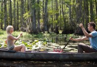 Safe Haven canoe scene