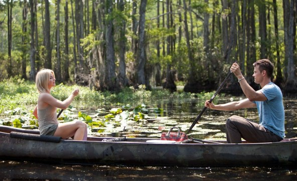 Safe Haven canoe scene 592x360 Safe Haven Review