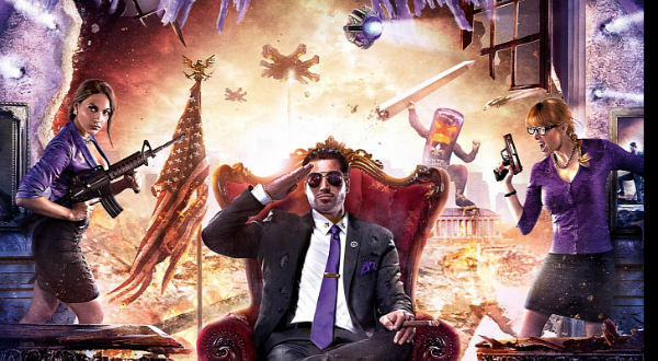 Saints Row 4 Gets Impressive Cover Artwork 10 Upcoming Games That Prove Theres Life In The Current Gen Consoles Yet