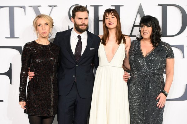 Fifty Shades Of Grey Author E.L. James Wants Creative Control Over The Sequel