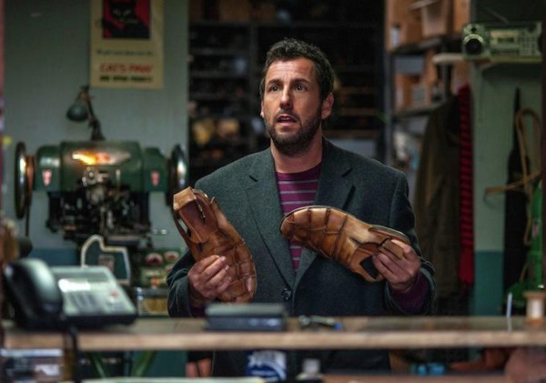 Sandler in The Cobbler