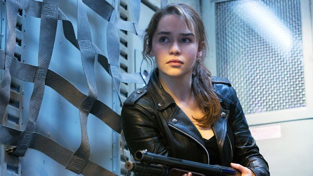 Emilia Clarke Won't Return As Sarah Connor In Terminator Genisys Sequels
