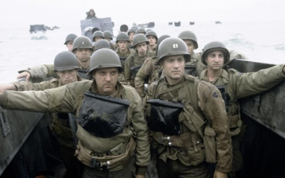 Saving Private Ryan 576x360 We Got This Covereds Top 100 Action Movies