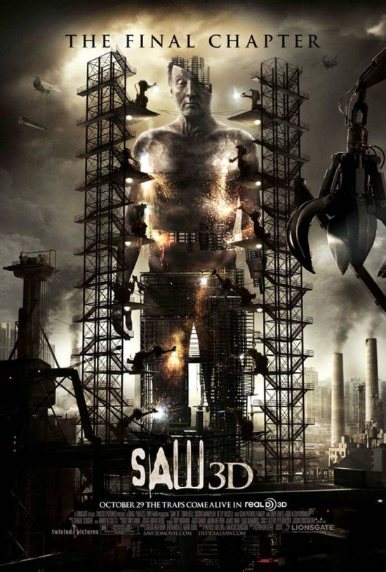 Saw 3D Review