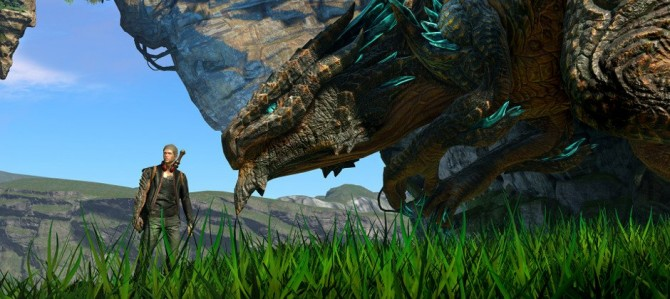 Xbox One Exclusive RPG Scalebound Slips Into 2017