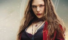 Avengers: Infinity War Set Video Sees Elizabeth Olsen's Scarlet Witch In Action