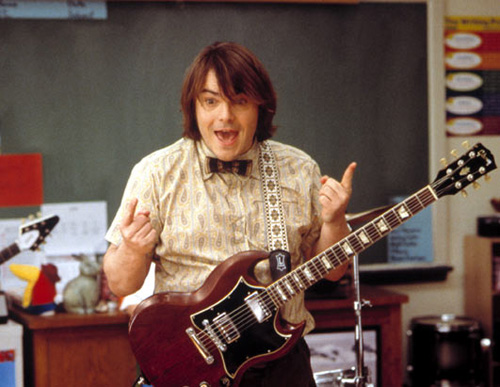 School+of+Rock+1 School Of Rock Blu Ray Review
