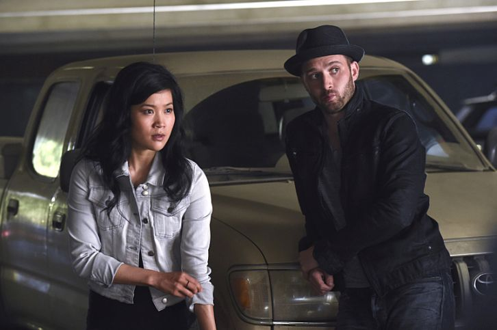 Scorpion - Episode 1.02 - Single Point of Failure - Promotional Photo