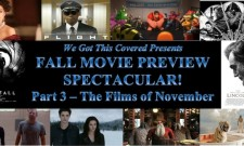 Fall Movie Preview Spectacular! Part 3 – The Films of November