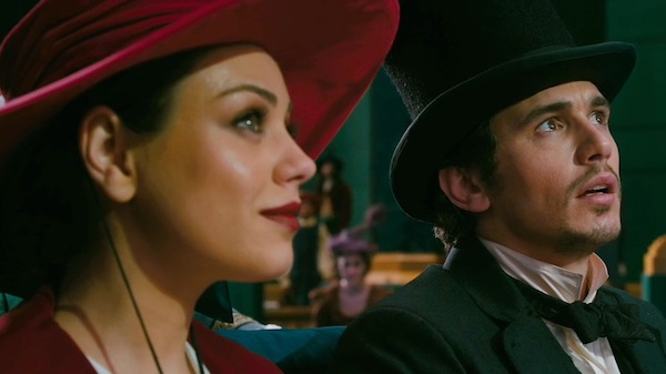 Watch: Second Colorful Trailer For Sam Raimi's Oz: The Great And Powerful