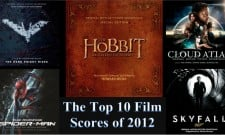 The Top 10 Film Scores Of 2012