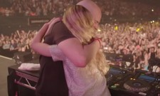 "Above & Beyond Leave A ""Little Something"" Behind For Mothers"
