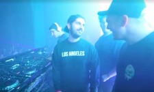Borgore Premieres ID From New Album During Jauz's B2B Set In L.A.