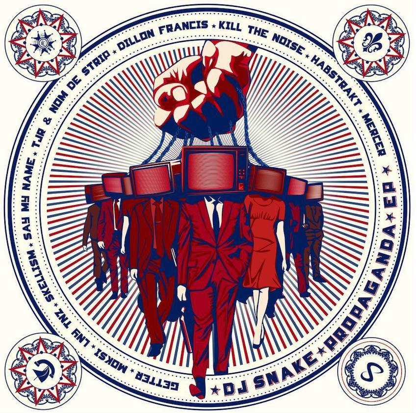 DJ Snake Drops Propaganda EP With Remixes From Dillon Francis, TJR And More