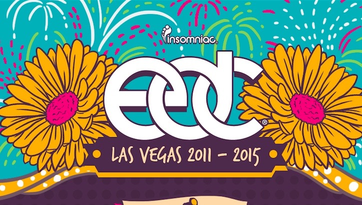 This Electric Daisy Carnival Infographic Puts The Size Of The Festival In Perspective