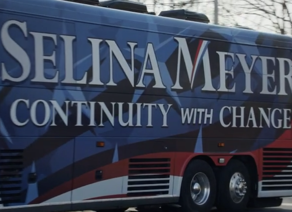 Veep Continuity with Change