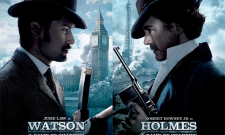 Two New Sherlock Holmes: A Game Of Shadows Posters