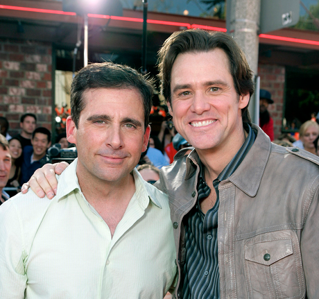 Steve Carell And Jim Carrey Will Face-Off In Burt Wonderstone