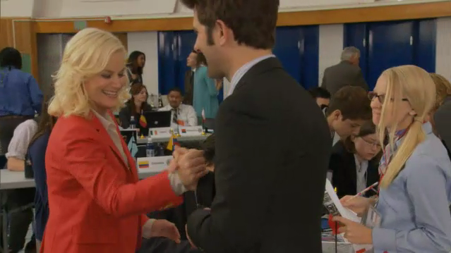 Parks And Recreation Episode 4-07 'The Treaty' Recap