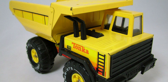 Sony Entertainment Announces Tonka Trucks Movie