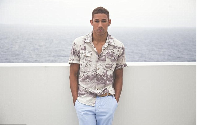 Insurgent Gains Keiynan Lonsdale As Uriah