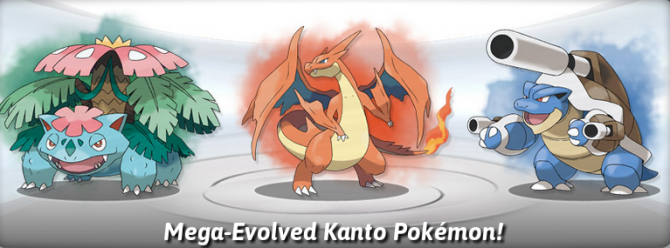 Pokémon X And Y Lets You Choose The Original Starters