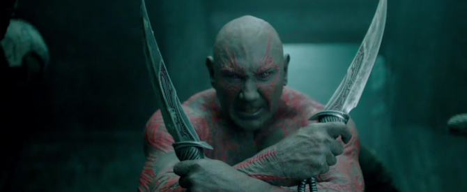 "Dave Bautista May Have A ""Significant Role"" As Drax In Avengers 3"