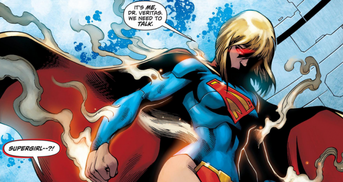 Supergirl Lands A Series Commitment At CBS