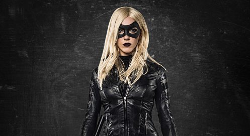 First Look At Katie Cassidy As Arrow's New Black Canary