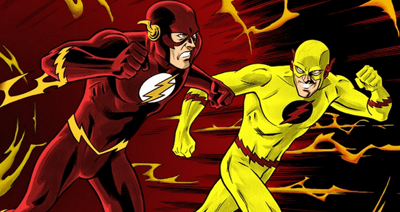 Grant Gustin Teases Reverse Flash's Upcoming Debut On The Flash