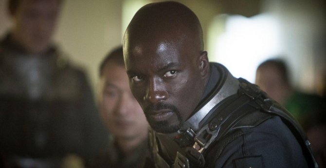 Mike Colter Teases His Role As Luke Cage In AKA Jessica Jones