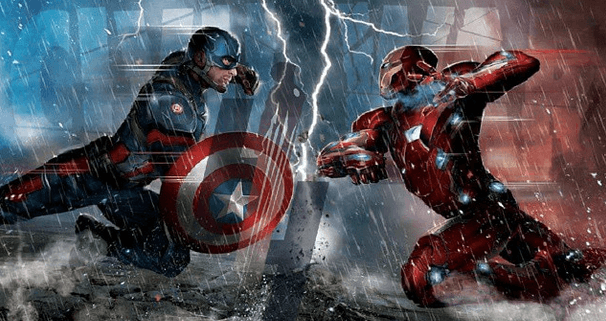 Here's Why Tony Stark And Steve Rogers Are Fighting In Captain America: Civil War