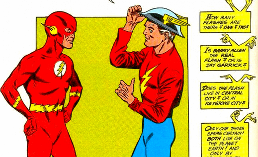 The Flash To Introduce The DC Multiverse In Season 2