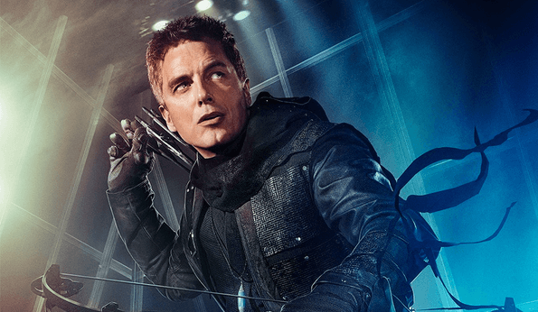 Arrow's John Barrowman To Co-Write Cursed For Legendary Comics